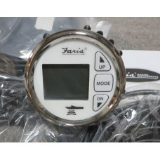 Depth Finder w/ Temps-White