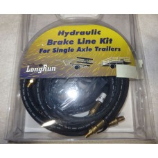 Brake Line Kit - Single Axle